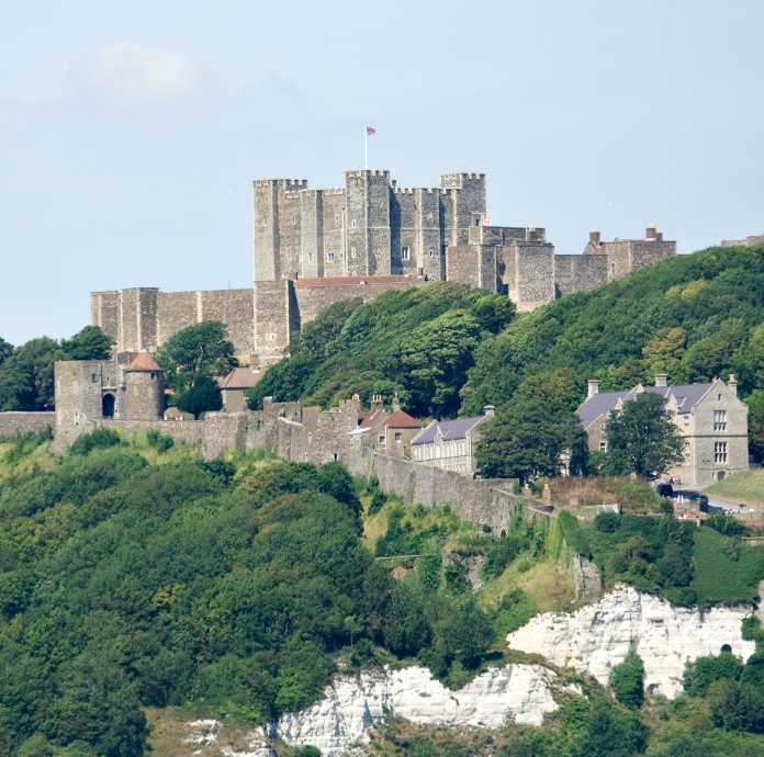 Dover Castle Private Day Tour
