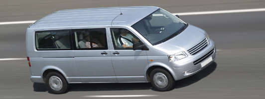 Minibus service for Airport Shuttle & Cruise Transfers