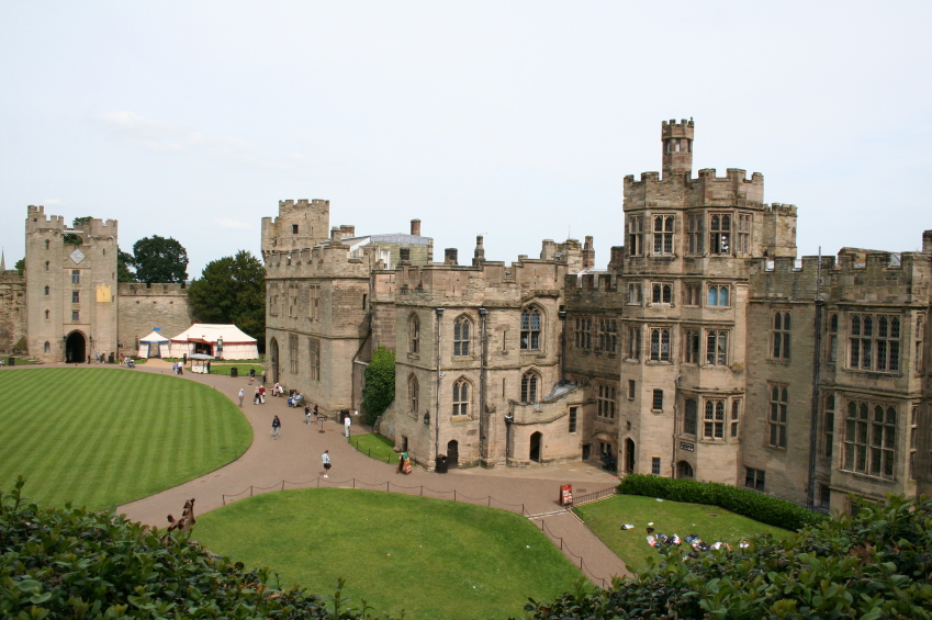 Warwick Castle Tour